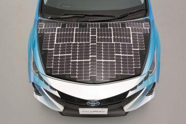 Toyota вложится в разработку солнечных батарей нового поколения: недорогих и эффективных