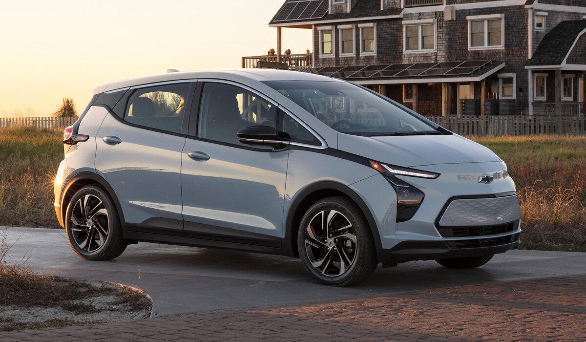 GM получит от поставщика почти $2 млрд за некачественные батареи для электромобилей