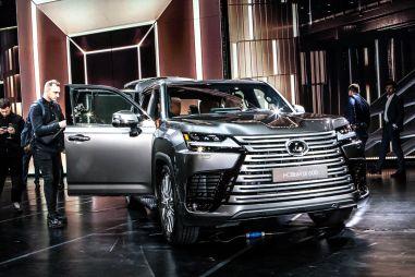 Lexus LX четвертого поколения: остановит ли «обнулившийся» Познер падение LX в России?