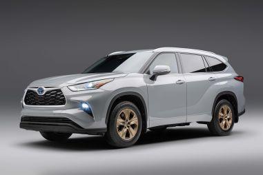 У Toyota Highlander появилась бронзовая спецверсия