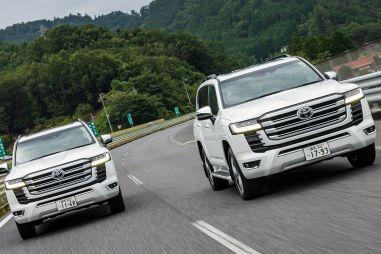 Toyota возобновит выпуск Land Cruiser без сбоев