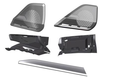 АвтоВАЗ запатентовал новые детали интерьера рестайлинговой Lada Vesta FL