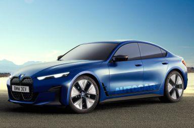 Новая электрическая платформа BMW дебютирует на аналоге BMW 3 Series в 2025 году