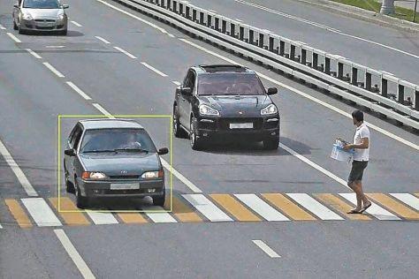 Почти 90% штрафов за нарушение ПДД с начала 2021 года вынесены по данным дорожных камер