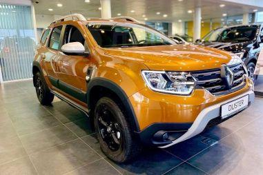 В России подорожали кроссоверы Renault