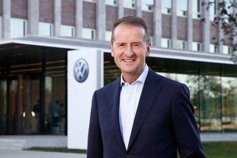 Гендиректор Volkswagen: эксплуатировать электромобили на 50% дешевле, чем топливные машины