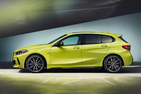 Самый мощный BMW 1 Series модернизировали