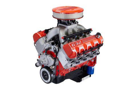 GM представил самый мощный мотор для легковых автомобилей в истории