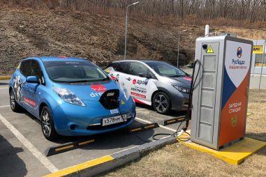 Правительственный прогноз роста рынка электромобилей в РФ посчитали несбыточным