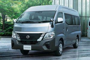 Nissan Caravan 2022: семиступенчатый «автомат» и новый «фейс»