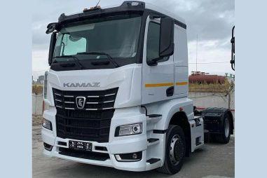 КАМАЗ готовит бюджетную версию тягача K5