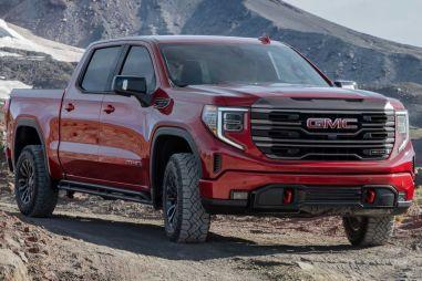 GM представила обновленный пикап GMC Sierra