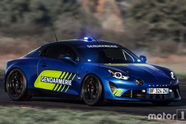 Французским жандармам закупят среднемоторные спорткары Alpine