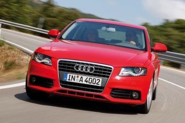 Audi отзывает более 30 тысяч машин в России: опять подушки