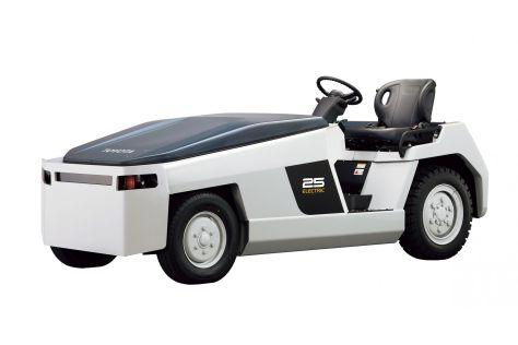 Новый электромобиль Toyota получил «максималку» 25 км/ч