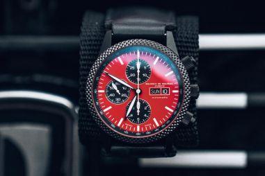 В Швейцарии в честь Нивы выпустили серию наручных часов