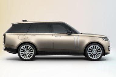 Представлен Range Rover нового поколения: дизайн стал «чище», шасси — более прочным