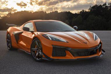 GM представила новую топ-версию Chevrolet Corvette