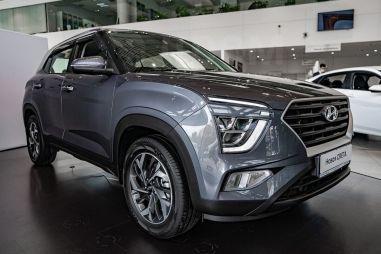 В России подорожал Hyundai Creta