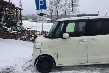 Тяга к приключениям. Владивосток — Москва на Honda N box зимой