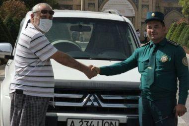 Узбекистан 2021. На машине по всей стране — от Казахстана до Афганистана. Граница и Ташкент