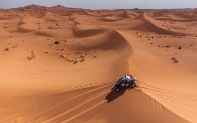 «Ралли Марокко» как тренировка перед «Дакаром»