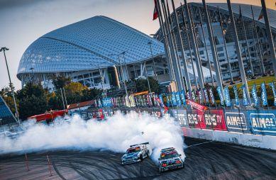 Огонь, бетон и немного арифметики: RDS GP завершает 12-й сезон
