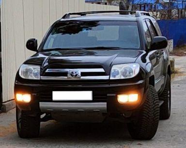 Toyota 4Runner 2003 отзыв автора | Дата публикации 07.02.2016.