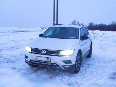 Volkswagen Tiguan, 2019