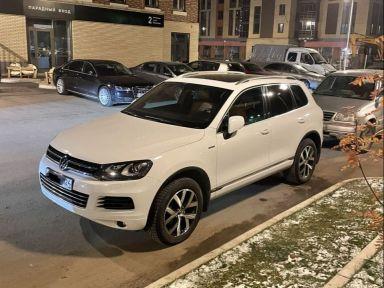 Volkswagen Touareg 2013 отзыв автора | Дата публикации 15.03.2021.