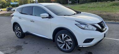 Nissan Murano 2018 отзыв автора | Дата публикации 02.10.2021.