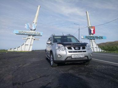 Nissan X-Trail 2011 отзыв автора | Дата публикации 03.10.2021.
