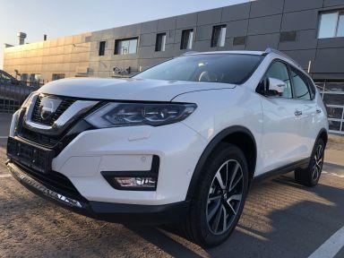 Nissan X-Trail 2021 отзыв автора | Дата публикации 07.10.2021.