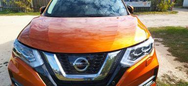 Nissan X-Trail 2021 отзыв автора | Дата публикации 11.10.2021.