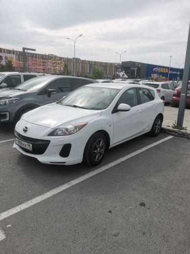 Mazda Mazda3 2011 отзыв автора | Дата публикации 24.10.2021.
