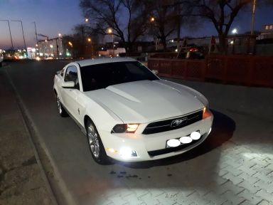 Ford Mustang 2010 отзыв автора   Дата публикации 20.10.2021.