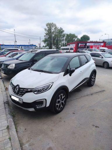 Renault Kaptur 2021 отзыв автора | Дата публикации 24.10.2021.