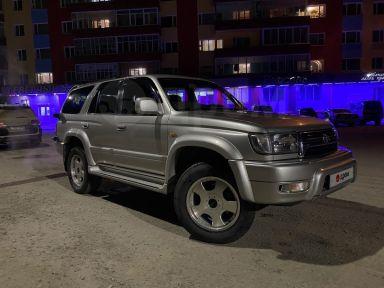 Toyota Hilux Surf 2000 отзыв автора | Дата публикации 25.10.2021.
