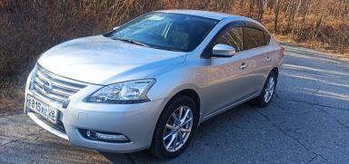Nissan Sylphy 2013 отзыв автора | Дата публикации 26.10.2021.