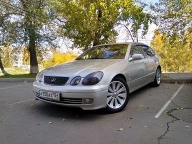 Lexus GS300 2001 отзыв автора   Дата публикации 28.10.2021.