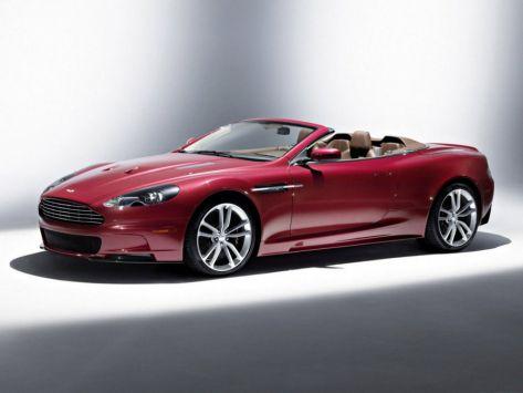 Aston Martin DBS  08.2007 - 12.2012