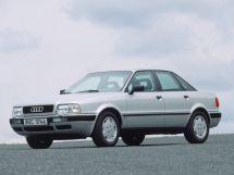 Audi 80 1991, седан, 4 поколение, B4