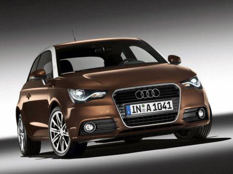 Audi A1 (8X) 02.2010 - 08.2014