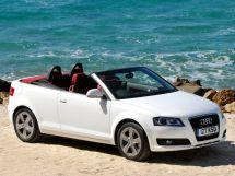 Audi A3 2-й рестайлинг, 2 поколение, 03.2008 - 12.2013, Открытый кузов