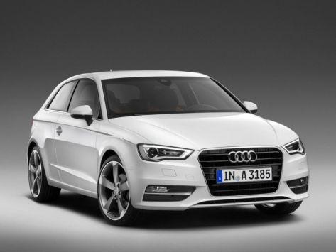 Audi A3 (8V) 03.2012 - 01.2016