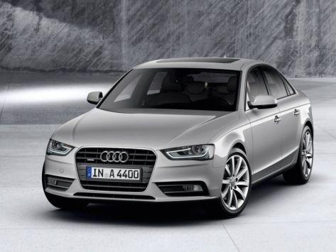 Audi A4 (B8) 11.2011 - 11.2015