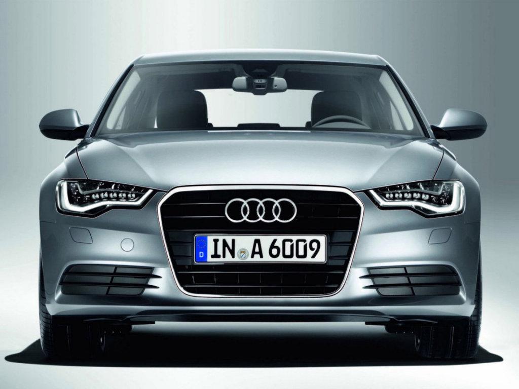 Audi A6 2010 2011 2012 2013 2014 седан 4 поколение C7