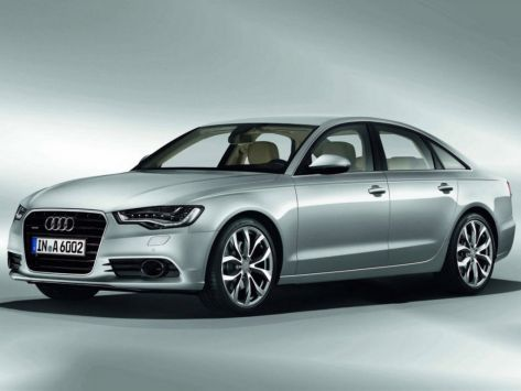 Audi A6 (C7) 11.2010 - 11.2014