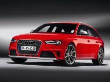 Audi RS4 4 поколение, 06.2012 - 04.2016, Универсал