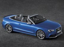 Audi RS5 рестайлинг 2013, открытый кузов, 1 поколение, 8T